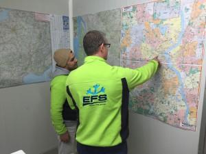 EFS transport frigorifique