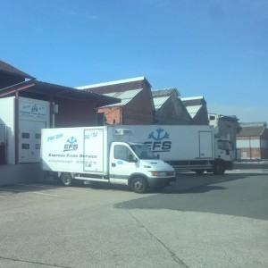 Logistique transports frigorifiques